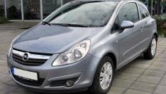 Opel Corsa Arıza İşaretleri