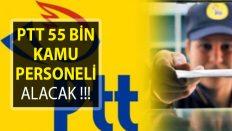 PTT 55 Bin Kamu Personeli Alacak! KPSS Şartı Yok (Muhtemel Tüm Şartlar)