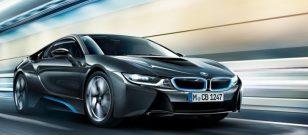 BMW İ8 Hybrit