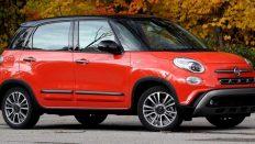 2019 Fiat 500L özellikleri