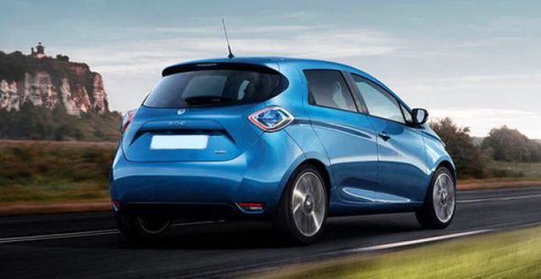 Renault Zoe Fiyatı Özellikleri Yakıt Tüketimi
